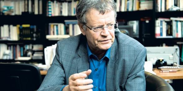 الباحث الفرنسي باسكال بونيفاس