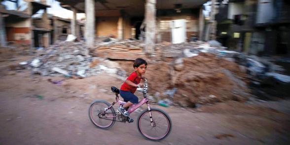 قطاع غزة، رويترز