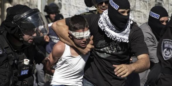 اعتقال الأطفال الفلسطينيين، رويترز