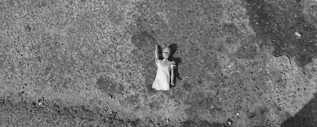 فؤاد الخوري، دمية على الأسفلت، القدس، ١٩٩٤