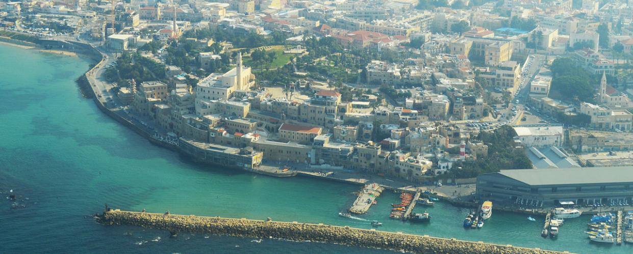 يافا، المدينة القديمة، ويكيميديا