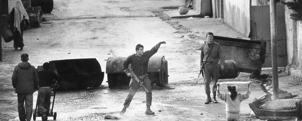رام الله، 1988