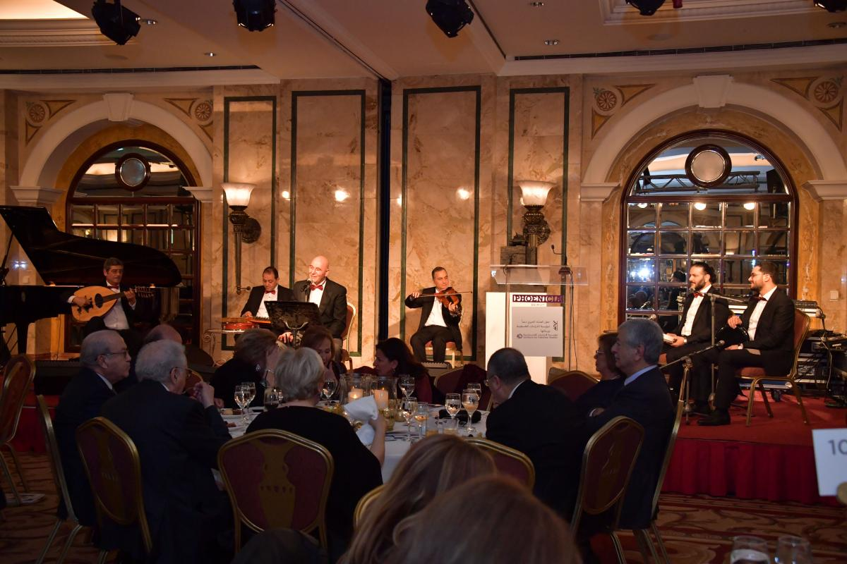 IPS Concludes Successful Fundraising Gala in Beirut   The