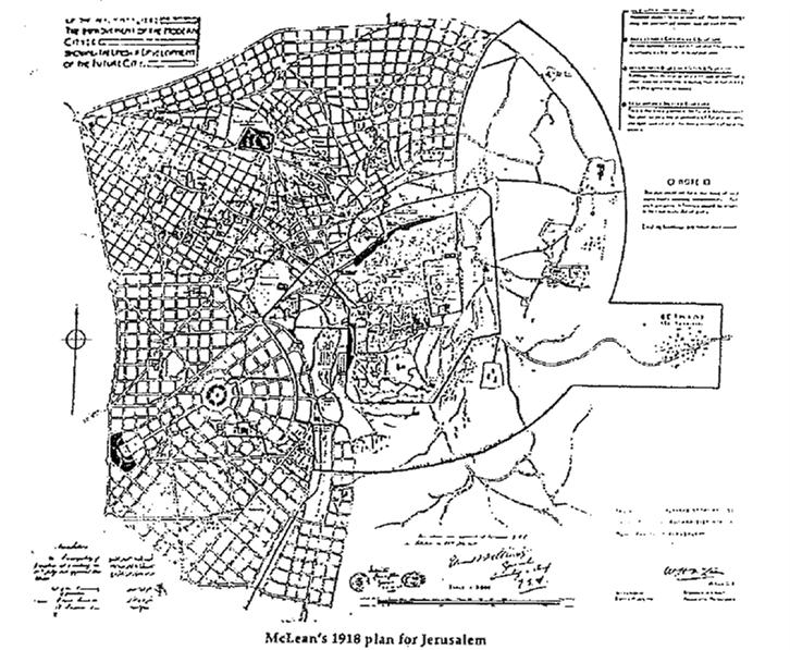 Essay ancient topography jerusalem